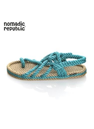 Nomadic Republic Ayakkabı Bej